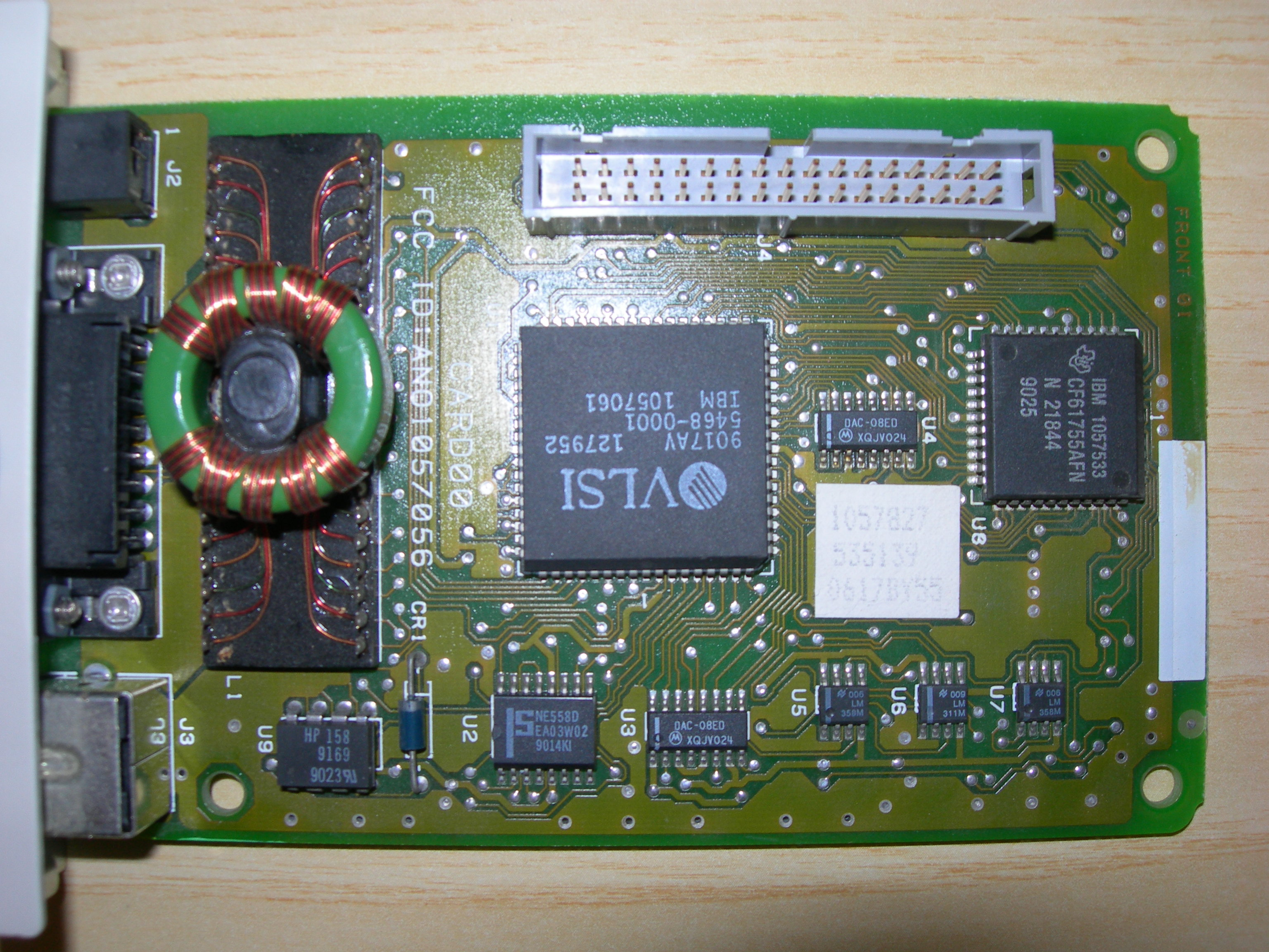 Vogons View Topic Old Ps1 Ibm Audio Joystick Card On New Pc Futurlec The Electronic Components And Semiconductor Superstore